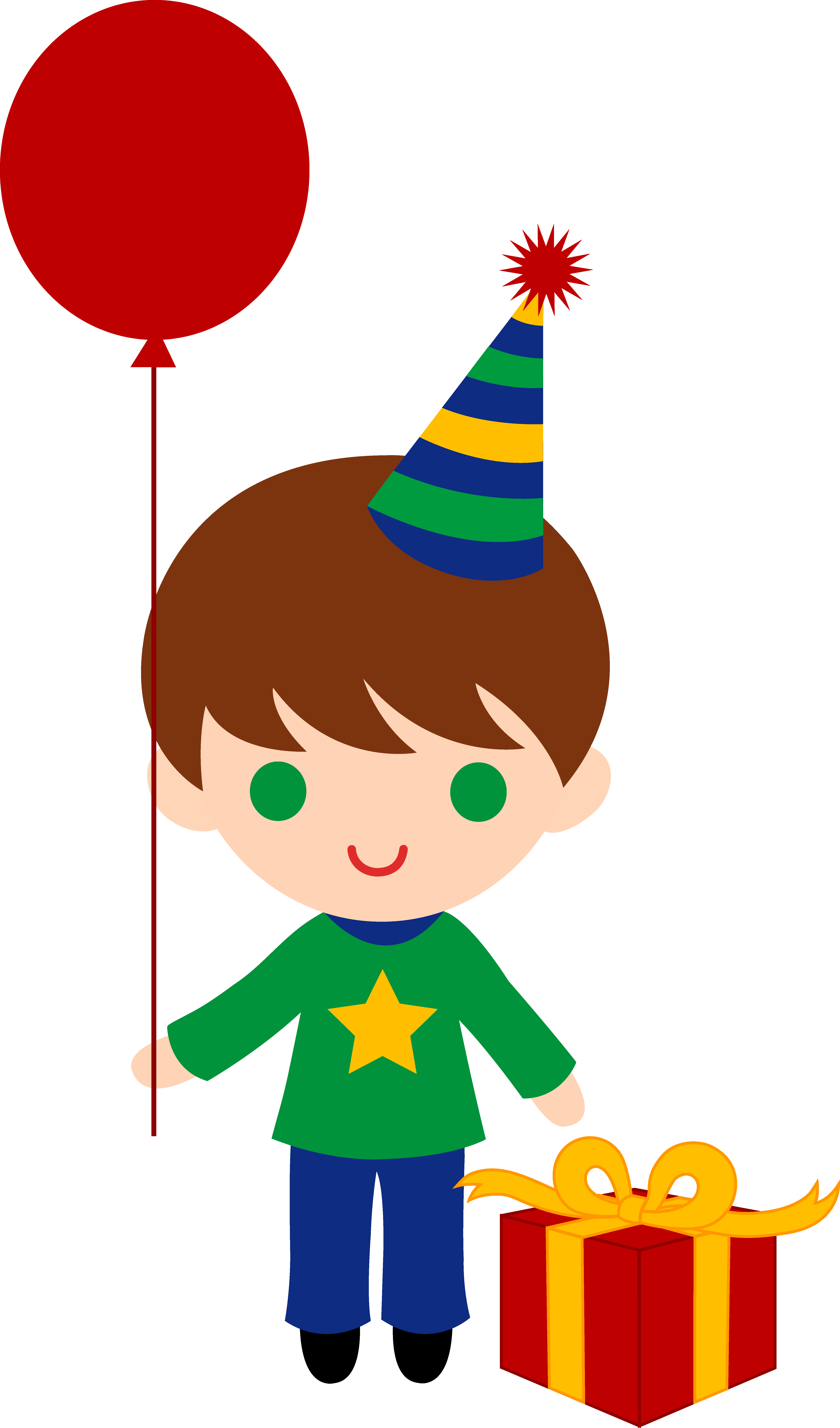 Happy birthday clipart panda. Kawaii boy png template svg black and white library