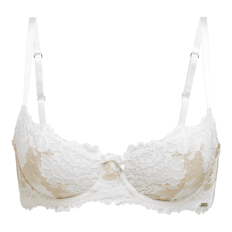 Bra transparent soft. Go all in for