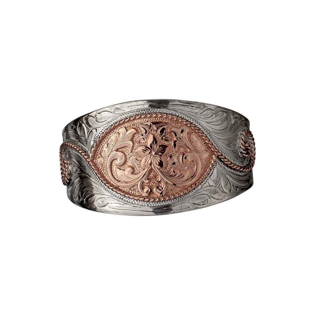 Bracelet clip buckle. Jewelry vogt silversmiths collections