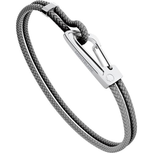 Bracelet clip carabiner. Men s  picture freeuse