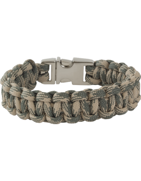 Bracelet clip paracord. Us military supply room banner stock