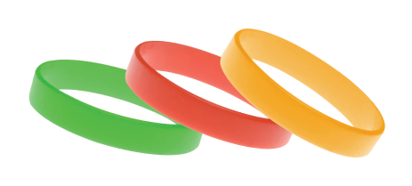 bracelet vector rubber