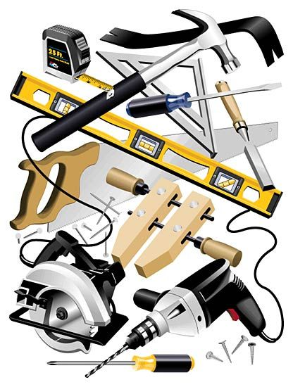 Braces clipart joinery tool. Carpenter tools weight loss