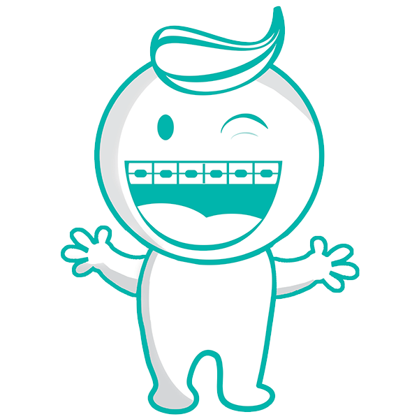 Braces clipart tooth cartoon. Our fees one orthodontics
