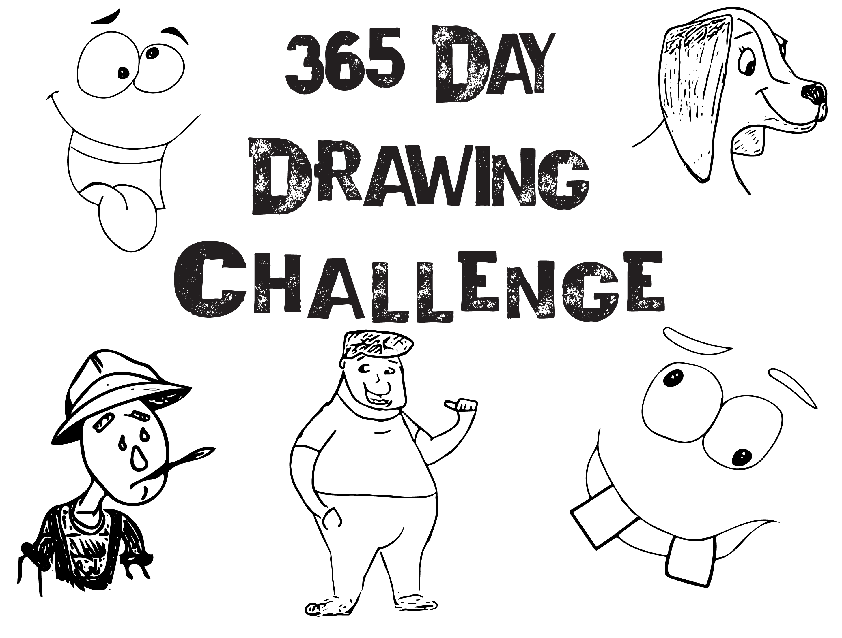Drawing day challenge