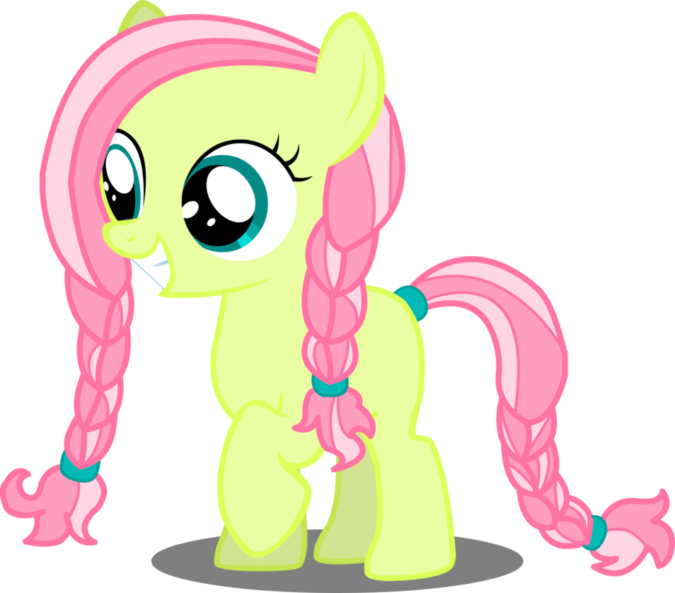 Braids vector braided hair. Flower blossom filly with