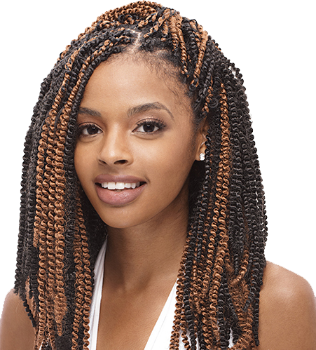 Braids vector locs. Collection of free drawing
