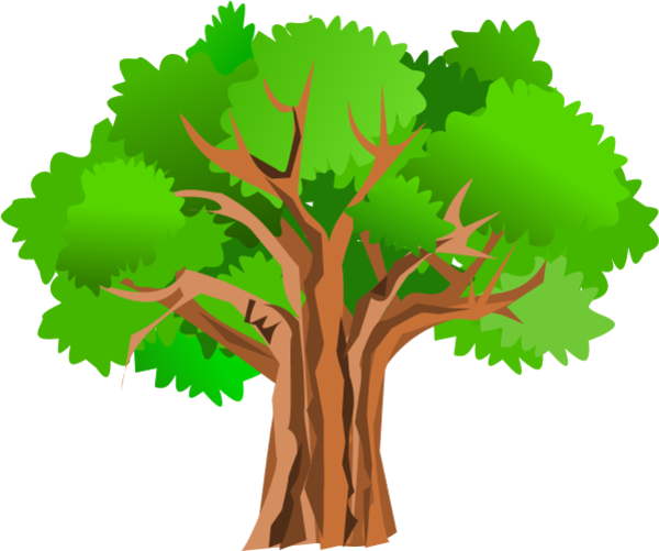 Branch clipart thick. Free tree cliparts download