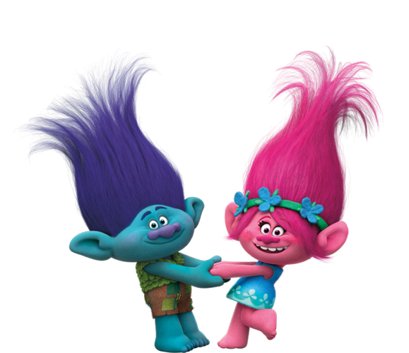 Branch trolls png. Image dreamworks and princess