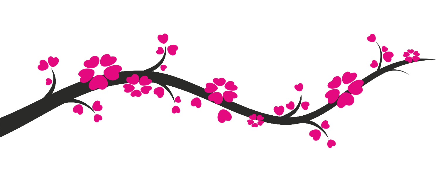 Branch with flowers png. Tree transparent image pngpix