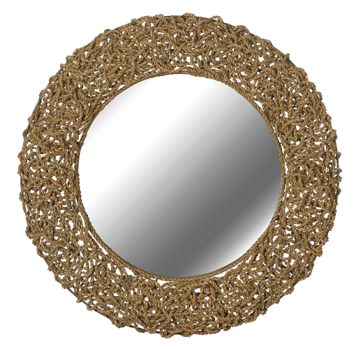 Brass clip mirror. Products kenroy home