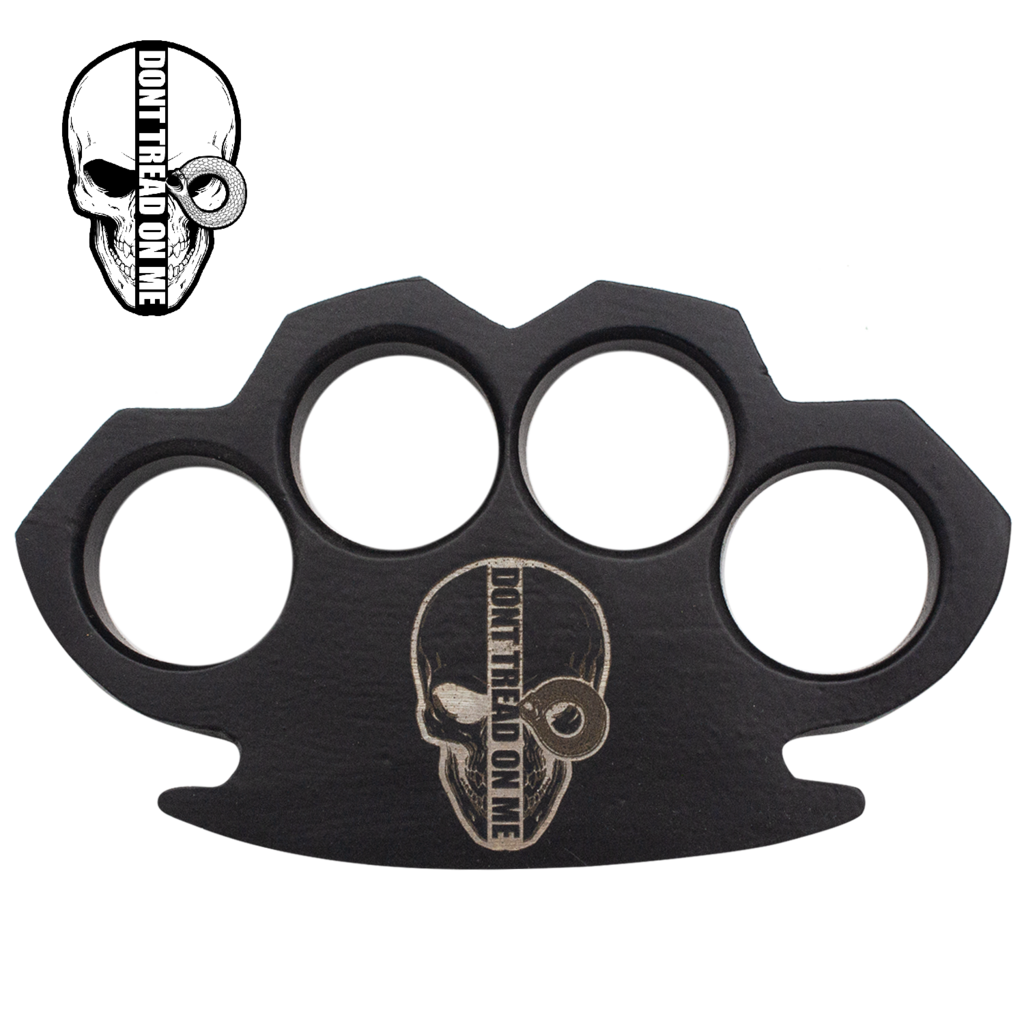 Brass knuckles png. Don t tread on