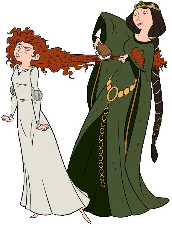 Brave clipart brave movie. Best disney princess