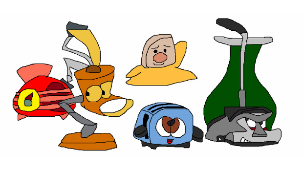 Brave clipart brave movie. The little toaster original