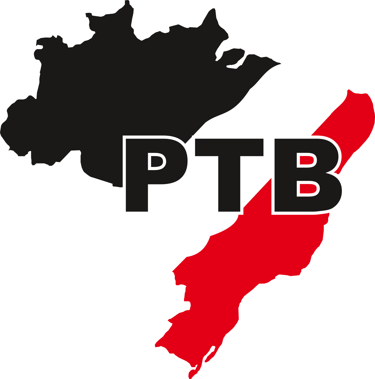Brazil drawing nationalism. Brazilian labour party current
