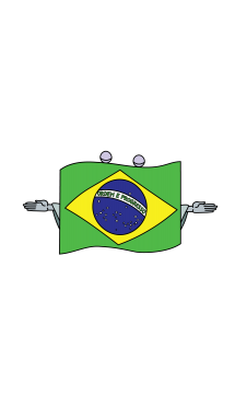 Flag at getdrawings com. Brazil drawing easy clip art freeuse download