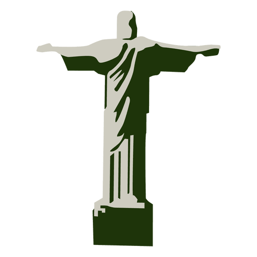 Brazil Drawing Cristo Redentor Transparent Png Clipart Free