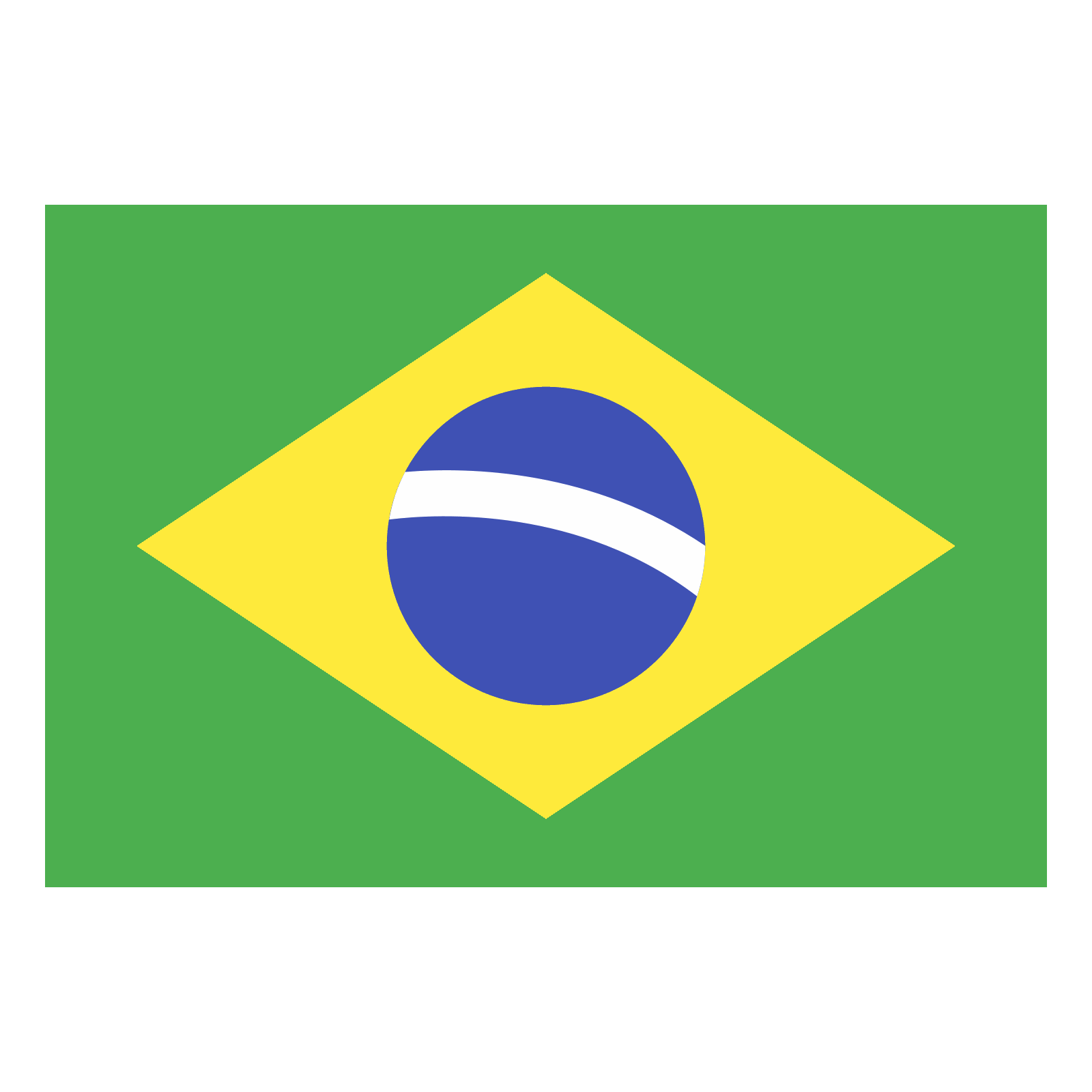 Brazil vector geography. Free brasil icon download