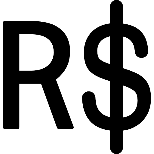Brazil vector symbol. Real free signs icons