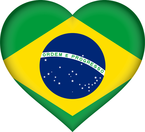 Brazil vector themed. Flag free download gogsik