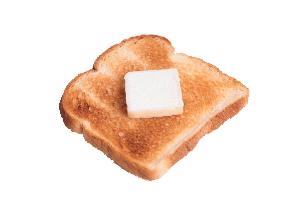 bread and butter png