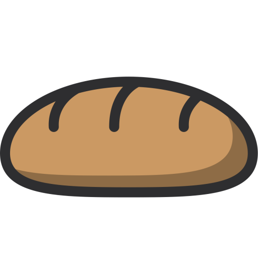 Bread cartoon png. Free icon download aroma