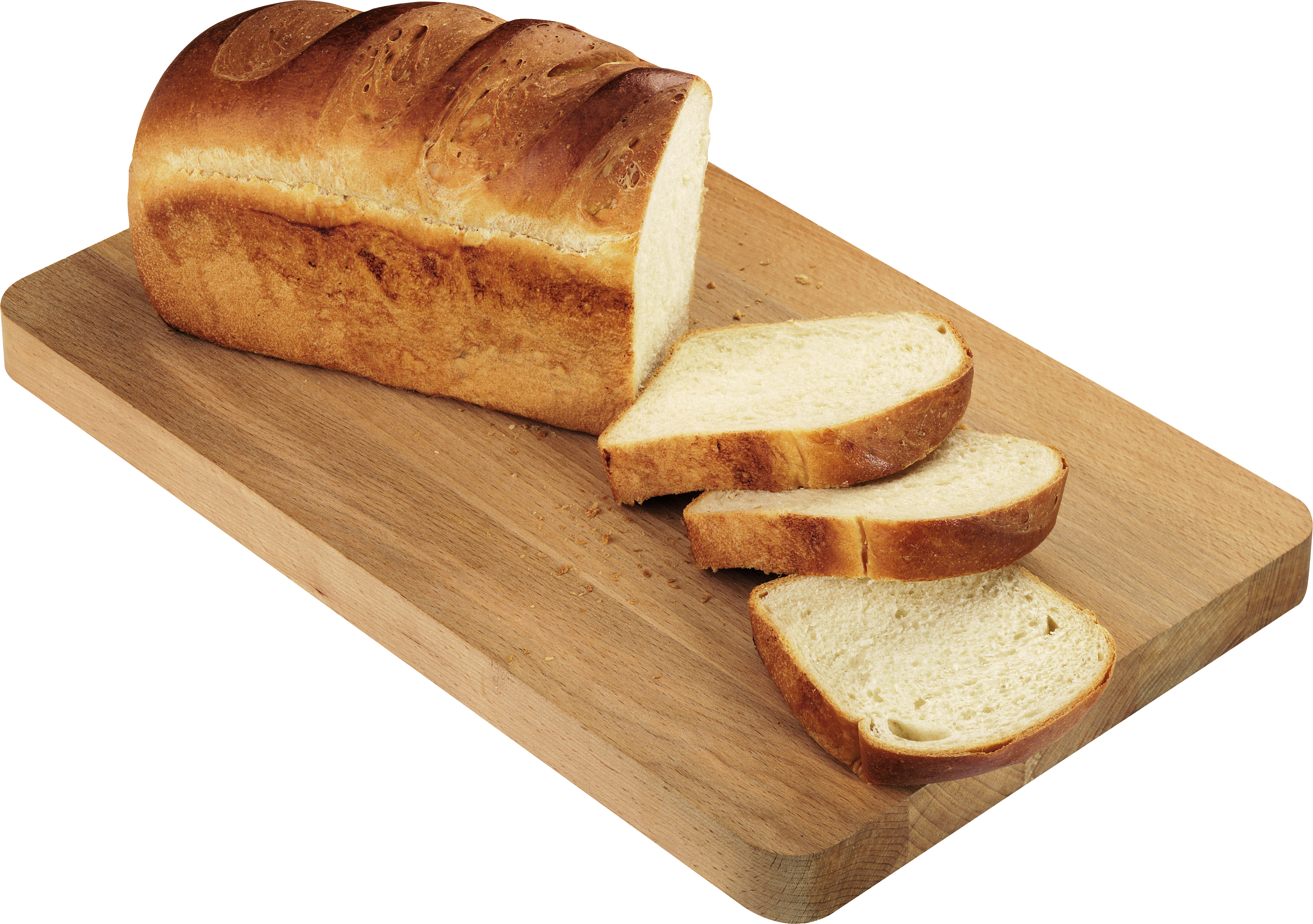 White bread png