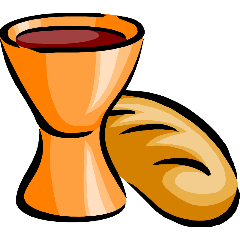 Bread cup thorns png. Of wine and crown