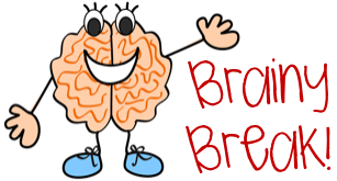 Break clipart. Brain