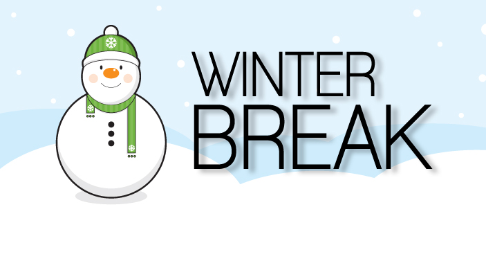 Break clipart clip art. Winter free cliparts school