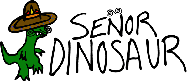 Break clipart senor. Se or dinosaur something