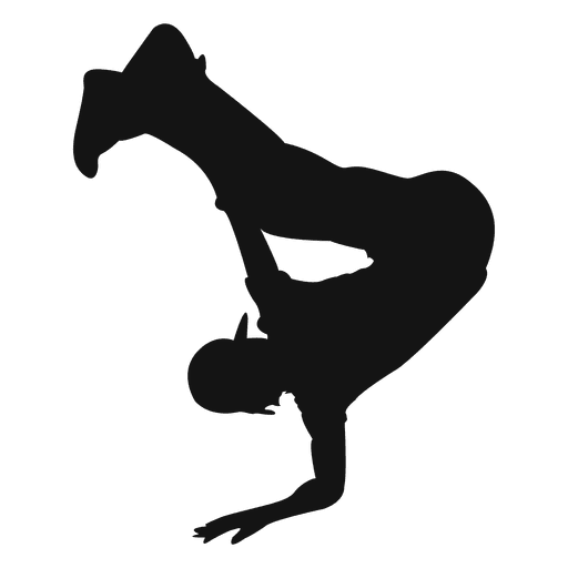 Vector dancer break dancing. Boy transparent png svg