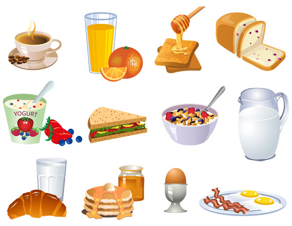 Free items clip art. Breakfast clipart clip art freeuse download