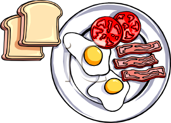Breakfast clipart clipart free library