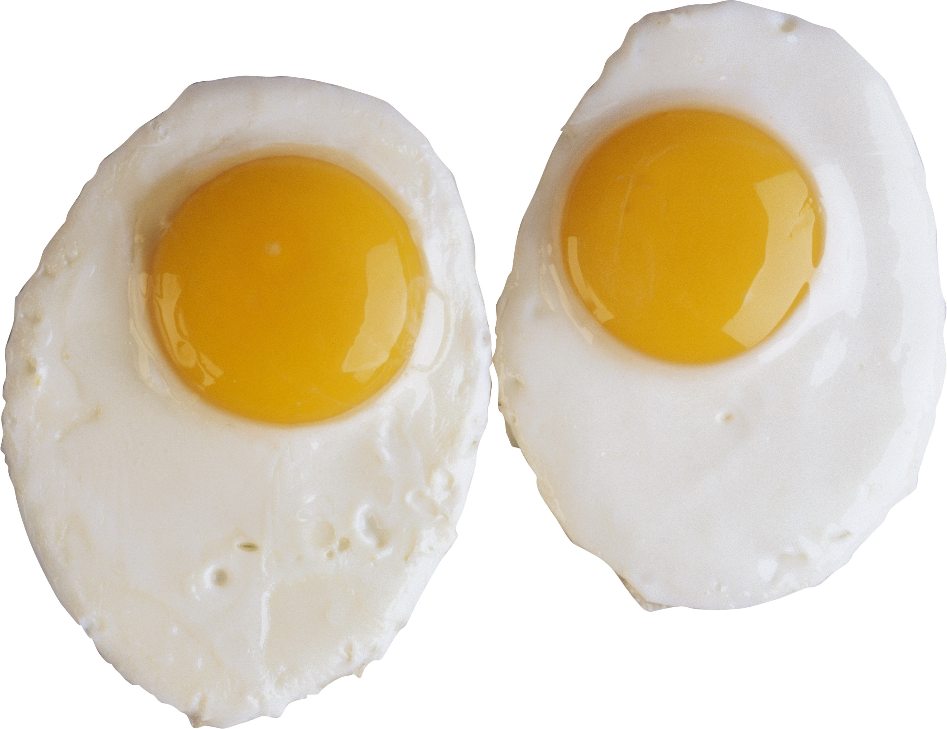 Breakfast eggs png. Fried egg eleven isolated