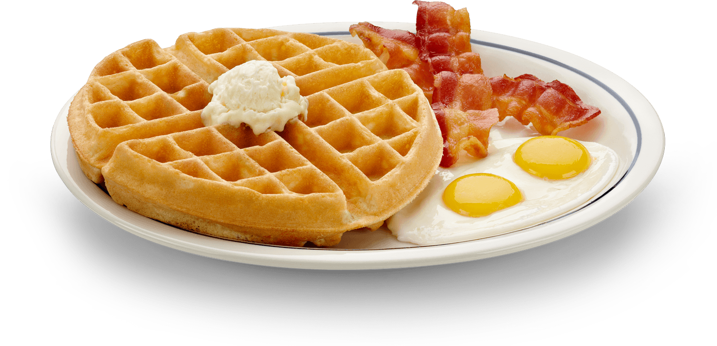 Waffle clipart high resolution. Breakfast png transparent images