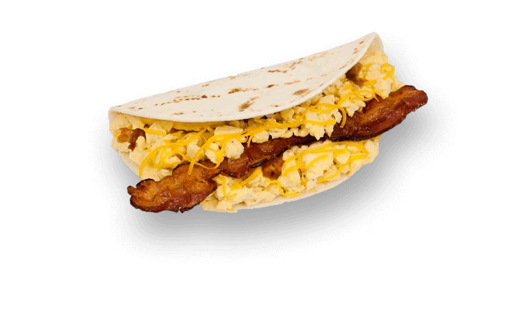Breakfast tacos png. The taco nick