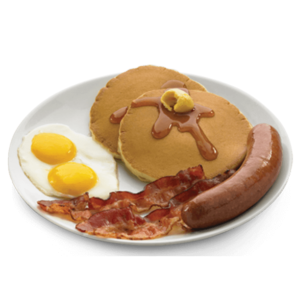 Breakfast transparent 2 egg. Kenny s big rogers