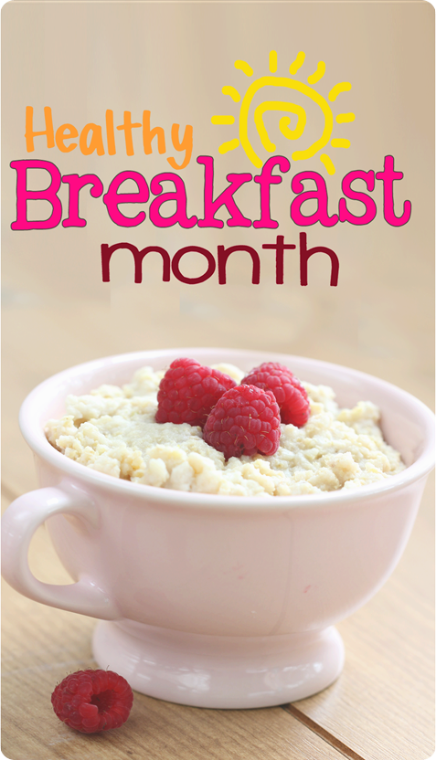 Breakfast transparent healthy. Month brand new recipes