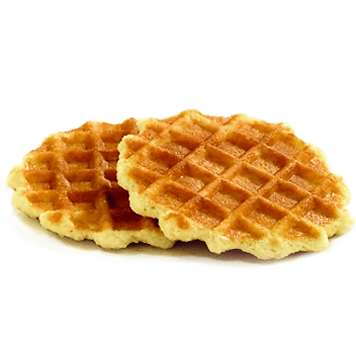 Breakfast transparent waffle. Butter waffles png stickpng