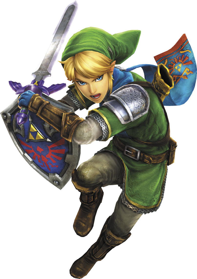 Drawing Link Master Sword Transparent Png Clipart Free Download