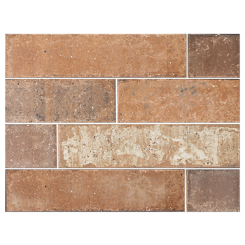 Floor vector white square tile. Brick look the shop