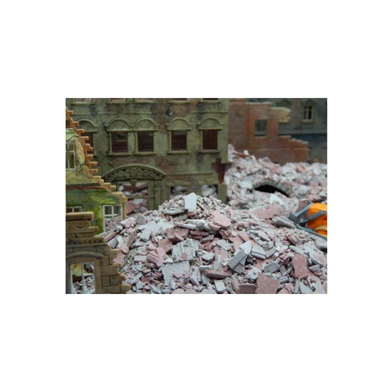 Brick rubble png. Real oo