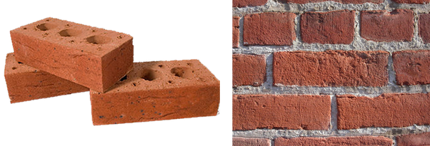 Brick steps png. How much cement is