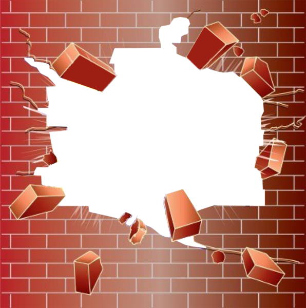 Brick wall png. Blowout psd official psds