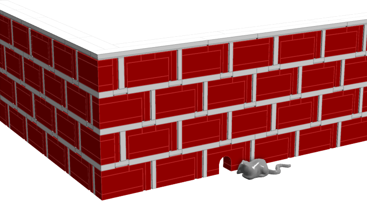 Brick wall png. Building with bricks moc