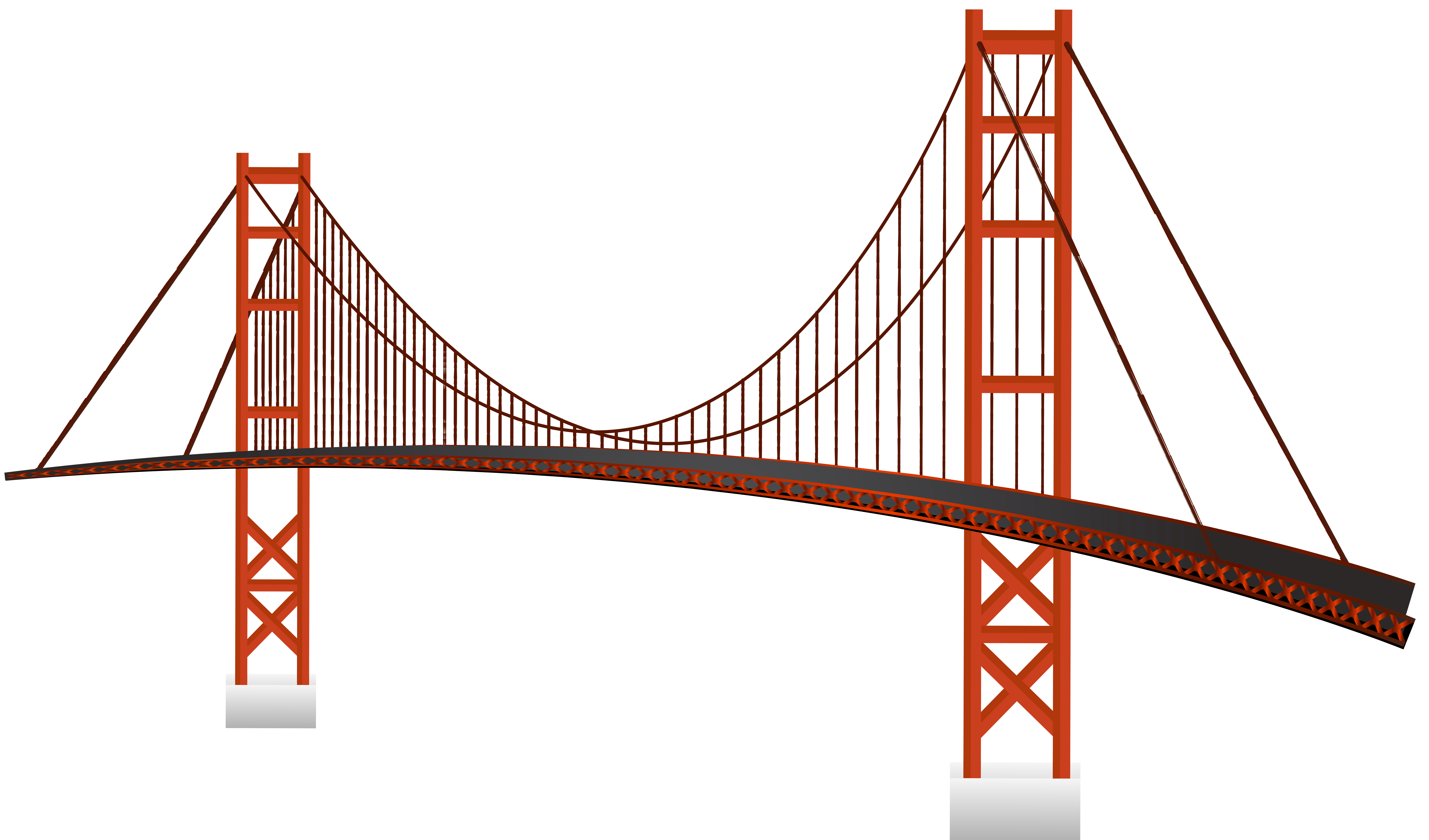 san francisco bridge png