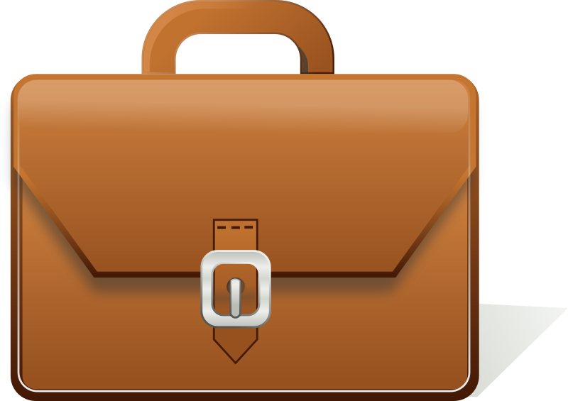 Briefcase clipart detective. Medium image png