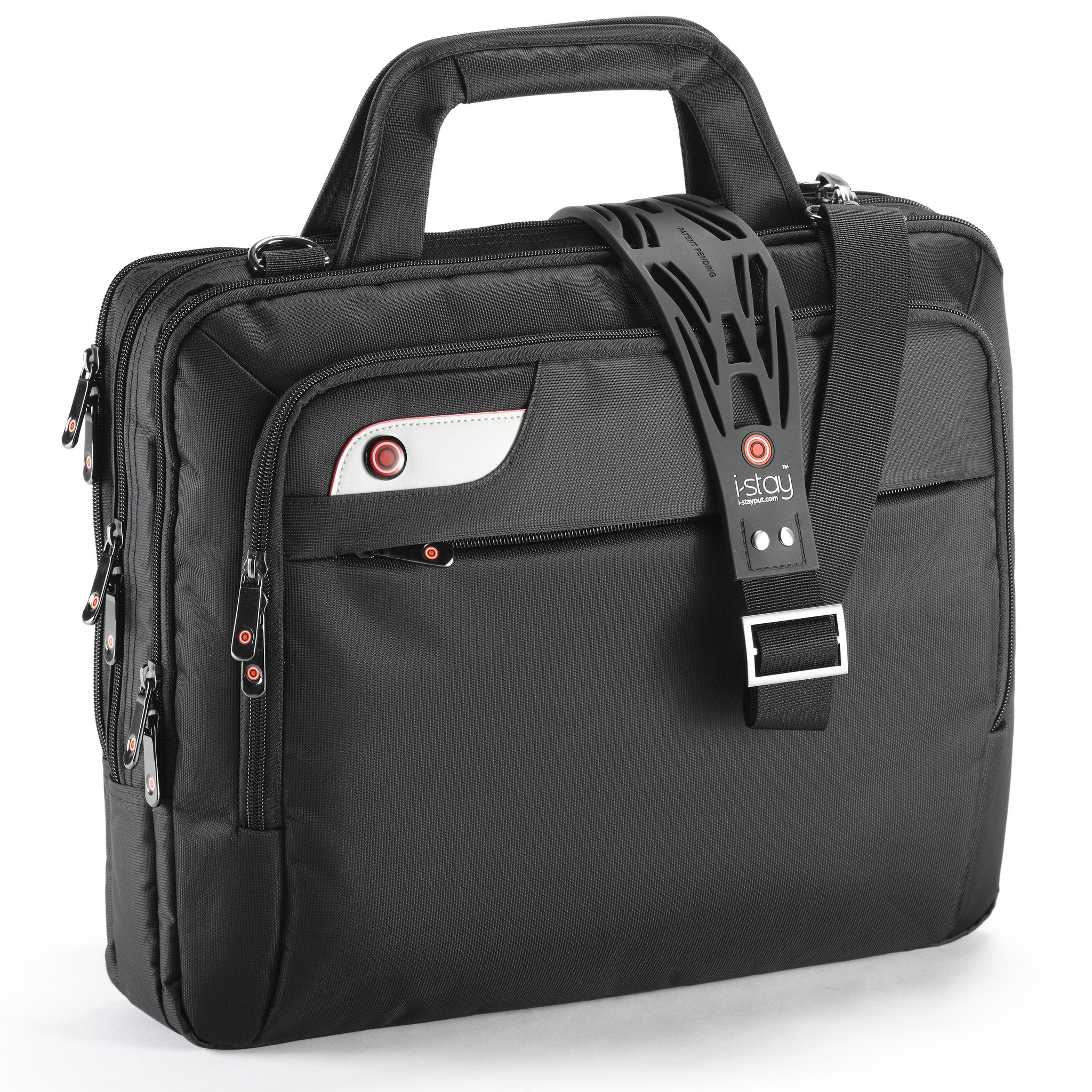Briefcase clipart laptop bag. I stay launch organiser