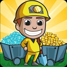 Briefcase clipart tycoon. Idle miner humor pinterest